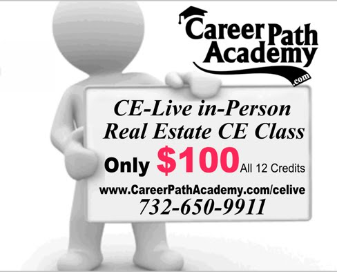 Career Path Academy CE Live Classes